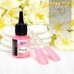 pastell airbrushfarbe petunia