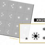 XM2052 Klebeschablonen 5