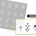XM2055 Klebeschablonen 4