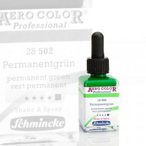 AEROCOLOR Permanentgrün