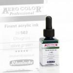 AEROCOLOR Olivgrün 2