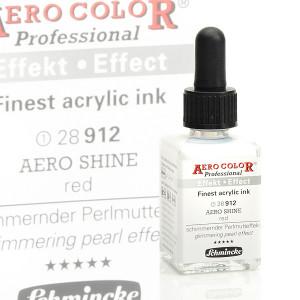 AEROCOLOR EFFEKT Shine Red