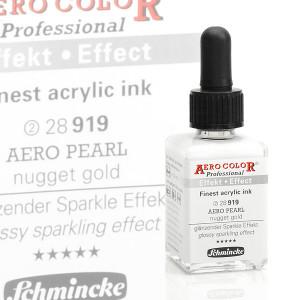 AEROCOLOR EFFEKT Pearl Nugget-Gold
