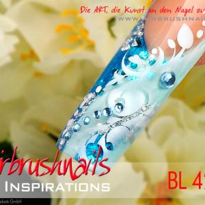 BL4210 Klebeschablonen