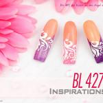 BL4277 Klebeschablonen 6