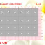BL4306 Klebeschablonen 4
