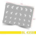 BL4358 Klebeschablonen 3