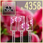BL4358 Klebeschablonen 2