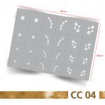 CC04 Klebeschablonen 3