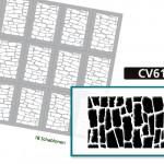 CV6128 Klebeschablonen 2