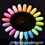 Präsentier-Rondell (naturweiss, oval) 2