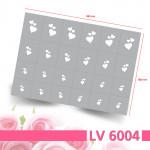 LV6004 Klebeschablonen 3