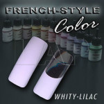 FrenchStyleColor 'LILAC' 3