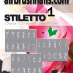 Spezialmix STILETTO I 3
