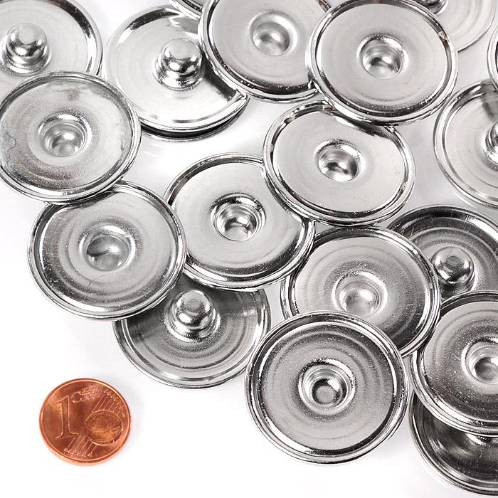 20 XL Button Unterteile Ø ±29mm (DIY) 2