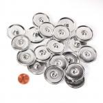 20 XL Button Unterteile Ø ±29mm (DIY) 3
