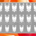 TXW601 Klebeschablonen 2