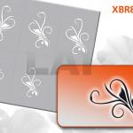 XBR8501 Klebeschablonen 4