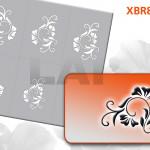 XBR8502 Klebeschablonen 4