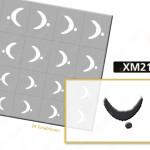 Klebeschablone XM 2111