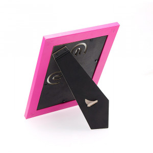 Wechselschmuck Rahmen für Clicks, Pink, Rückseite