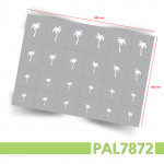 Nailart Schablonen PAL7872