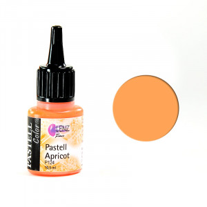 Airbrushfarbe PastellColor Apricot