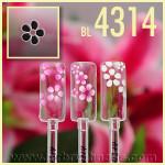 Nailschablone Airbrush BL4314